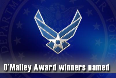 Officials announce O'Malley Award winners