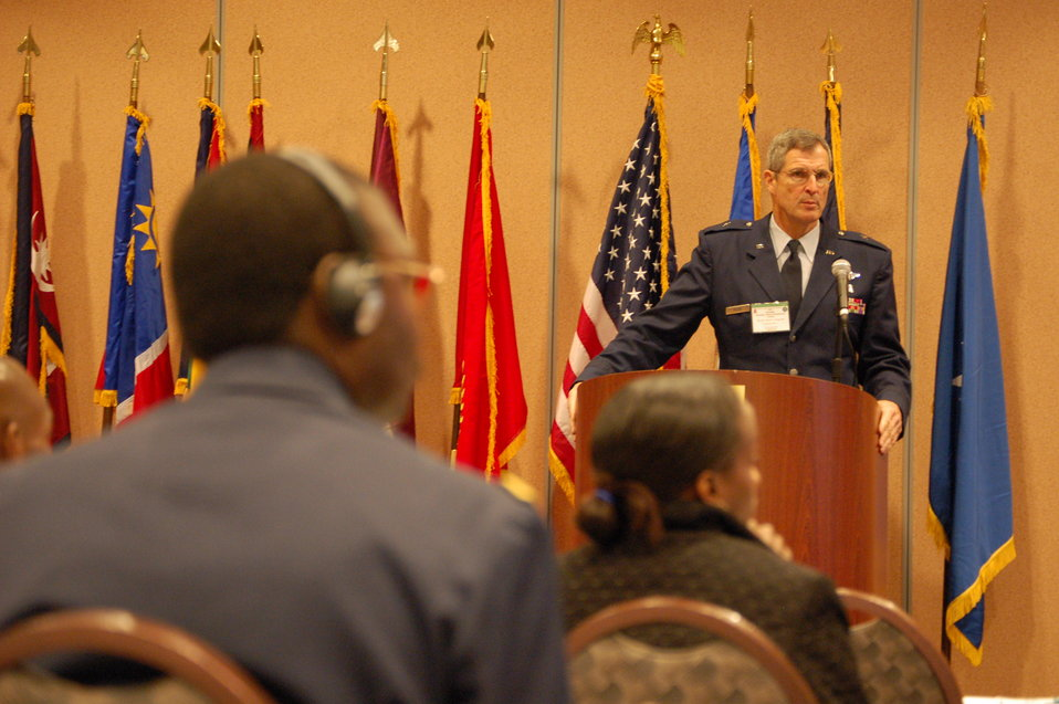 Military healthcare professionals join to combat global AIDS