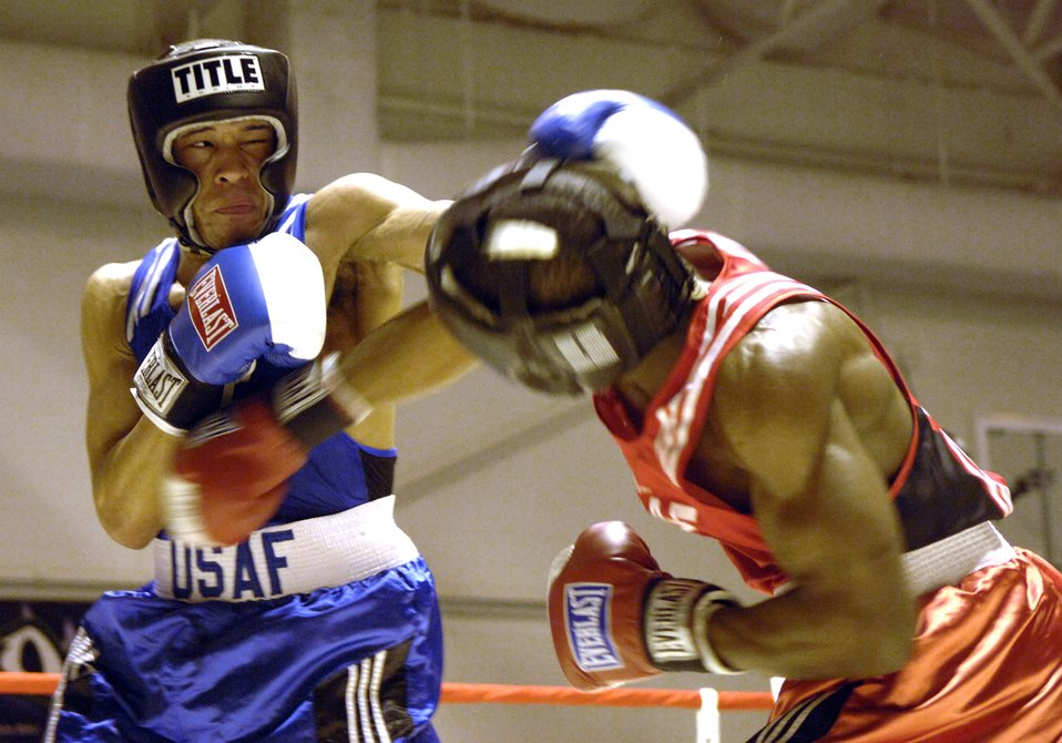Boxing for the team