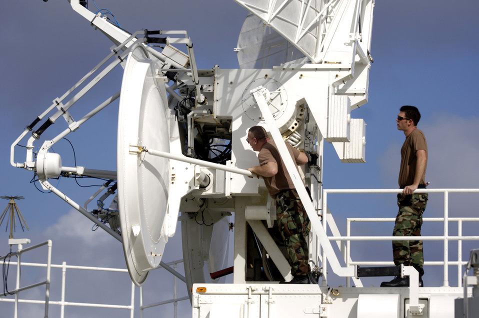 Radar inspection