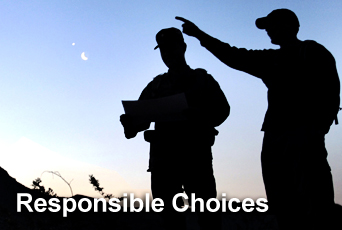 Airmen challenged to make better choices