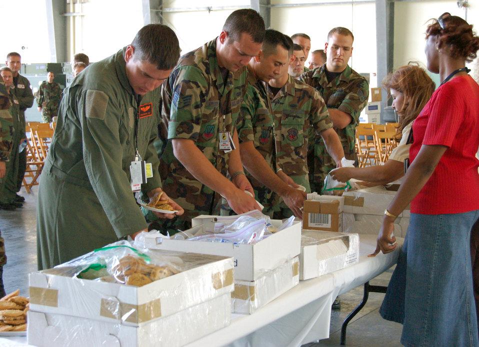 CMSAF visits Southern Command Airmen
