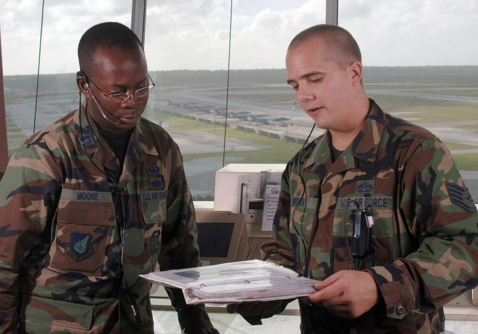 Aircraft control