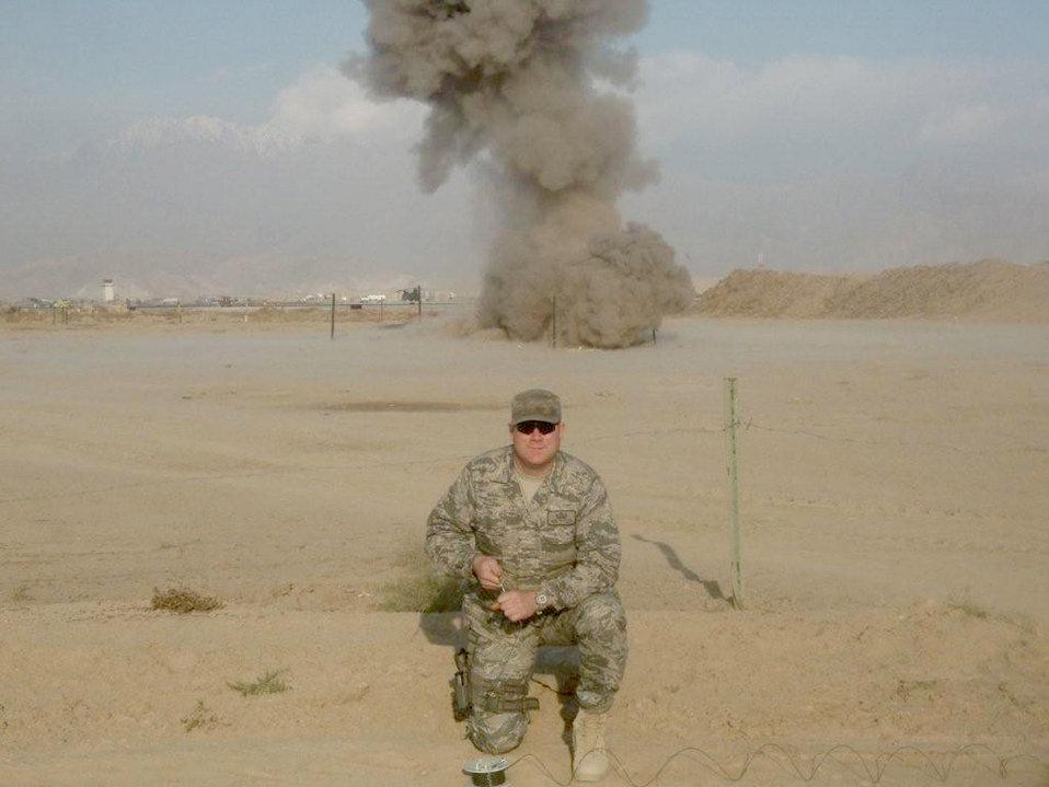 Blast radius: An EOD Airman's experience