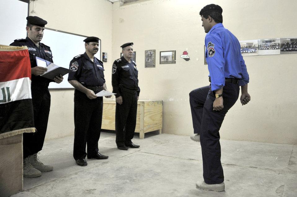 Taji Law Enforcement Academy