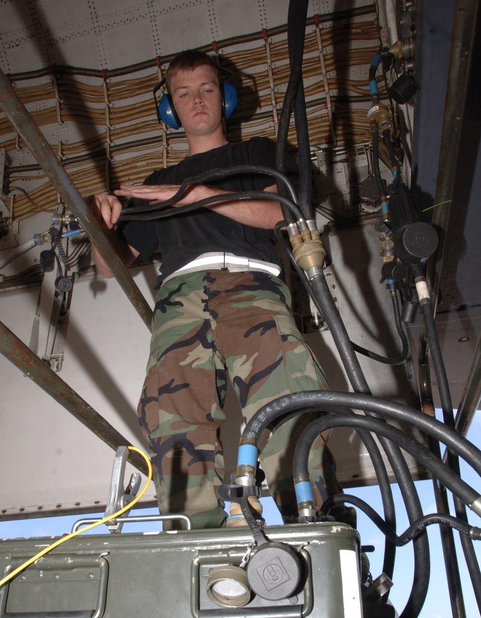 Lancer maintenance