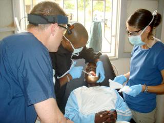 Hurlburt dental team