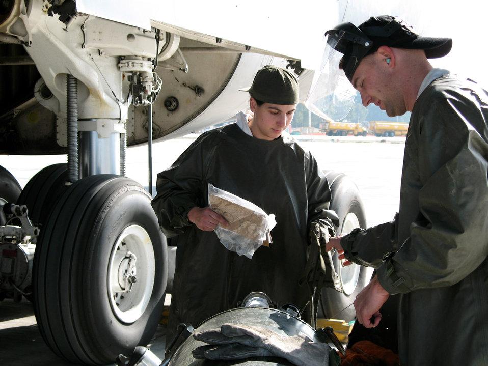 Lajes Airmen impact mission at Naval Station Rota
