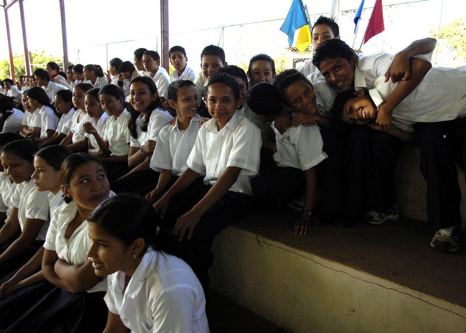 New Horizons-Nicaragua 2007