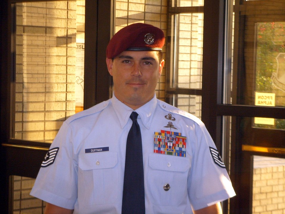 Pope Airmen to honor fallen member