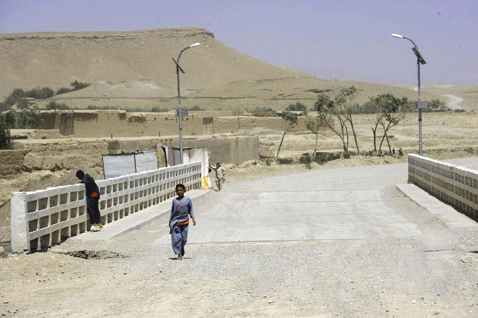 PRT Zabul team completes projects for progress
