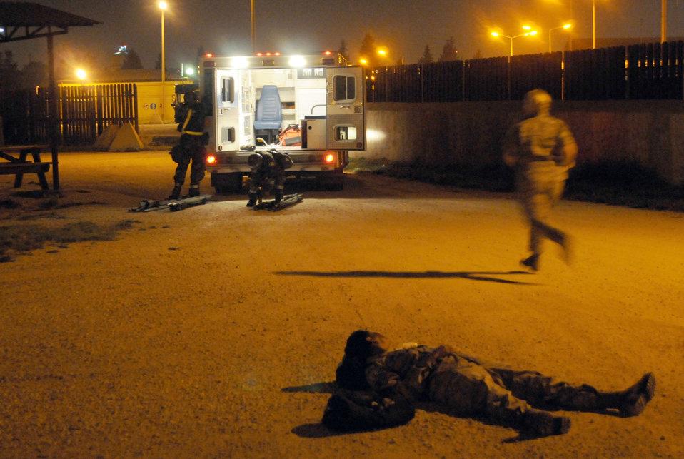 Incirlik's anti-terrorism exercise