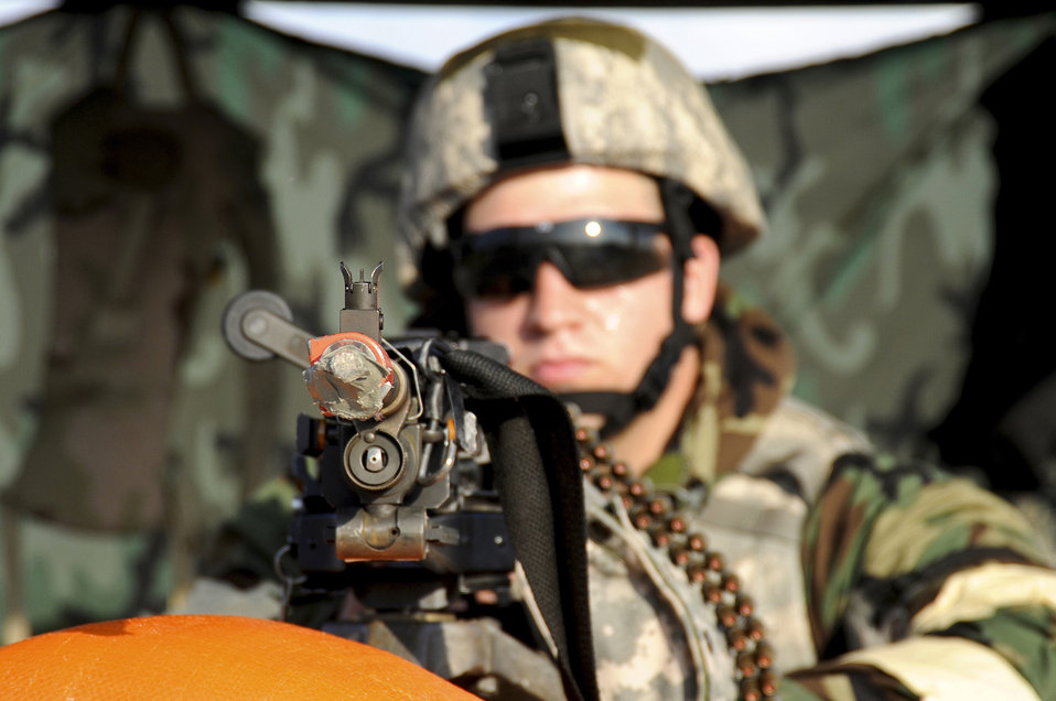 Homeland defense exercise