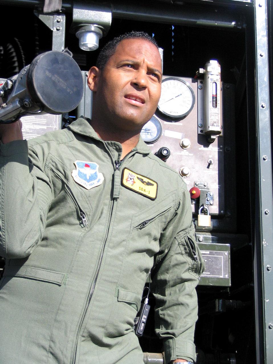 'Que Bien' Air Force Week