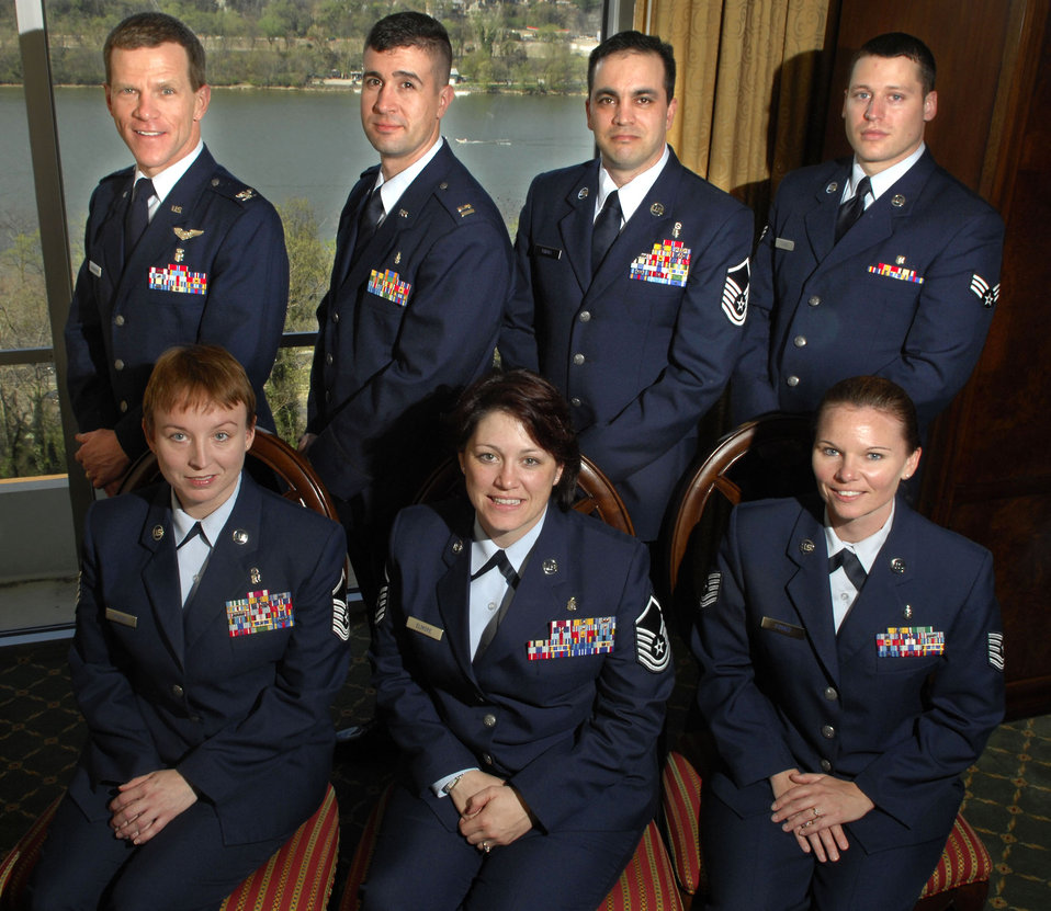AFA Team of the Year features medical Airmen