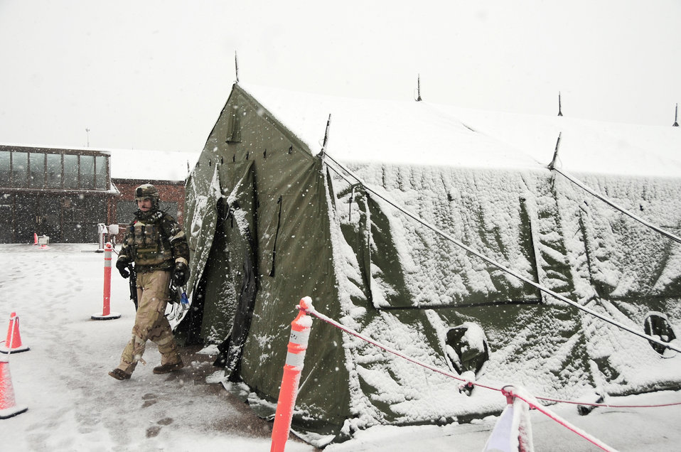 Ellsworth operational readiness exercise