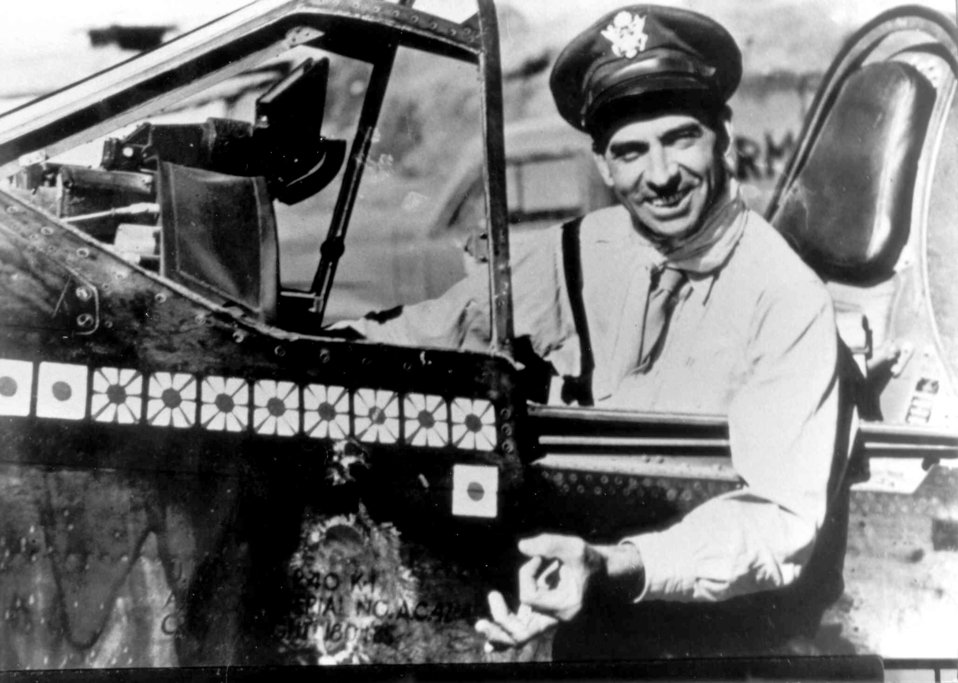 Brig. Gen. Robert L. Scott Jr. dies