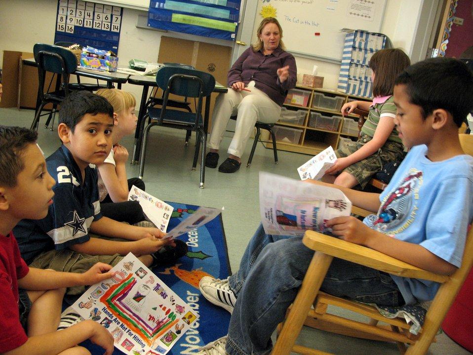 Program gives children positive outlets for problems