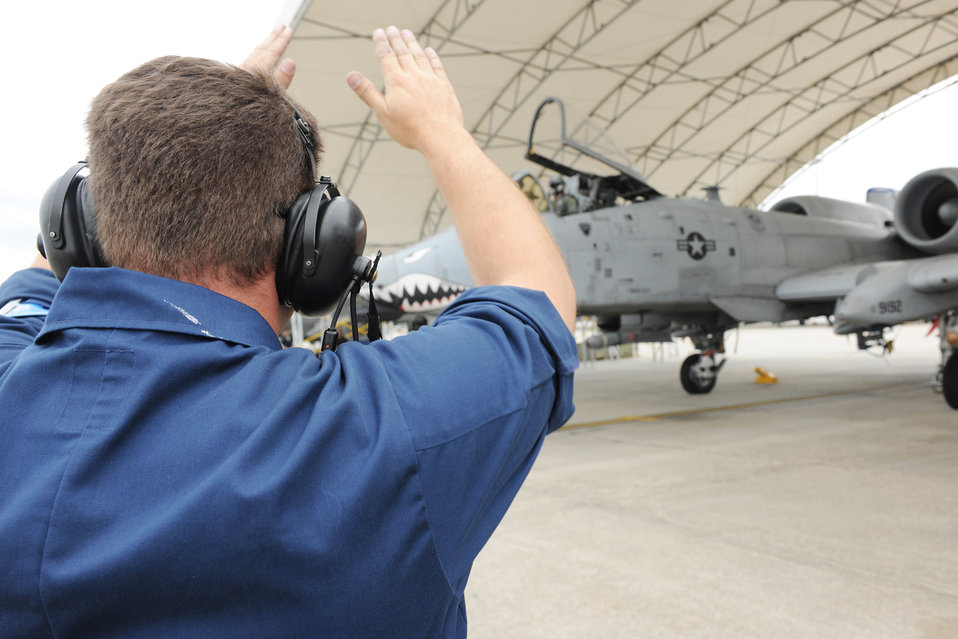 Fighter squadron produces 205 Sorties