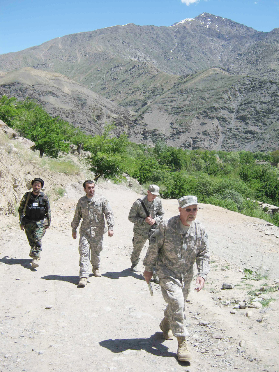 Panjshir Provincial Reconstruction Team