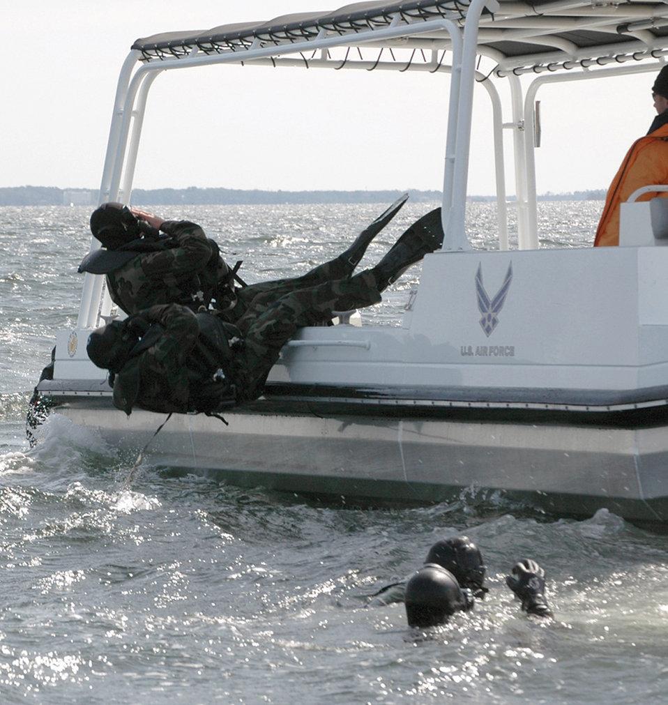 Combat Dive Course