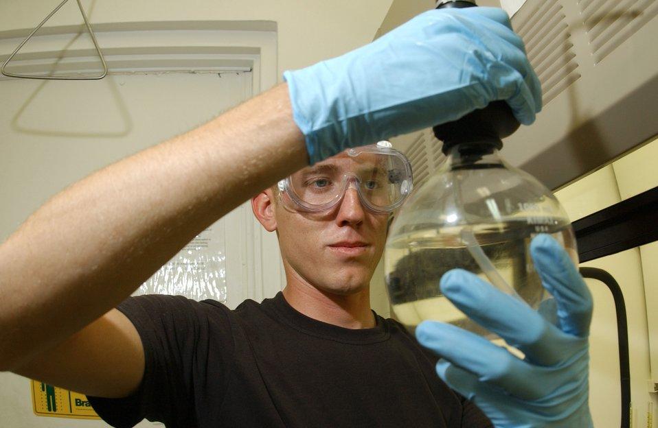 Fuels laboratory