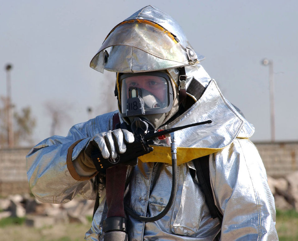 Response teams prepare for chemical, nuclear threats