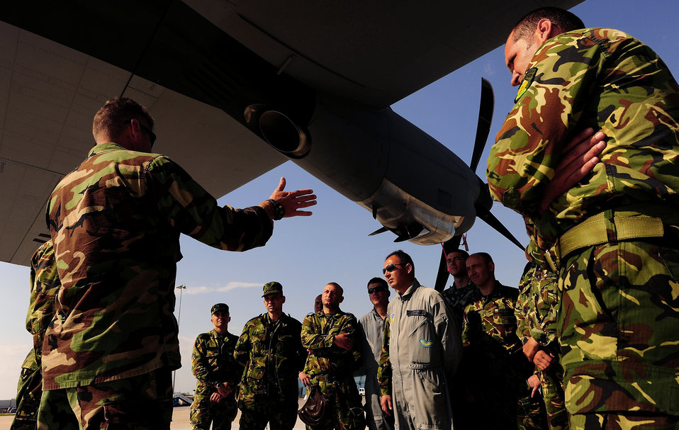 Exercise enhances training, partnerships for U.S., Bulgarian military