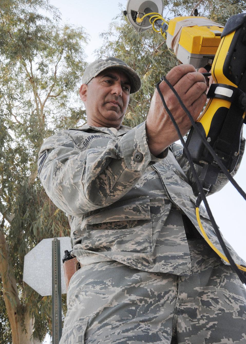 Civil engineers assist with Iraq drawdown