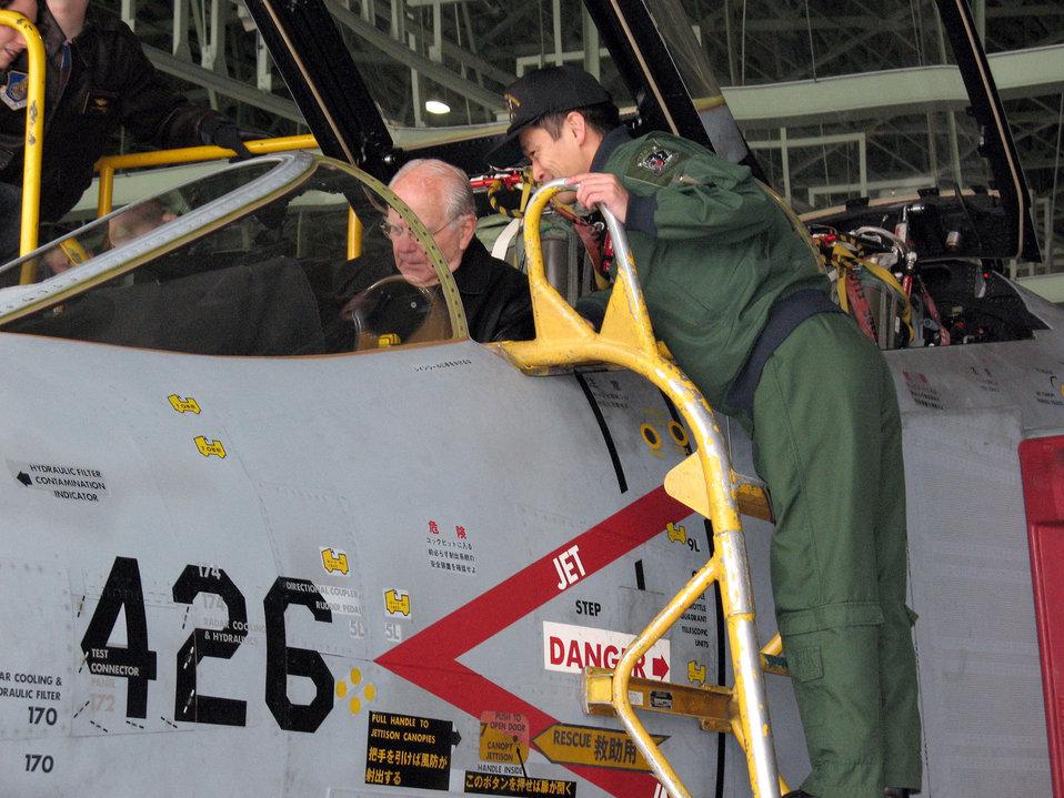 Vietnam veteran's experiences guide today's Airmen