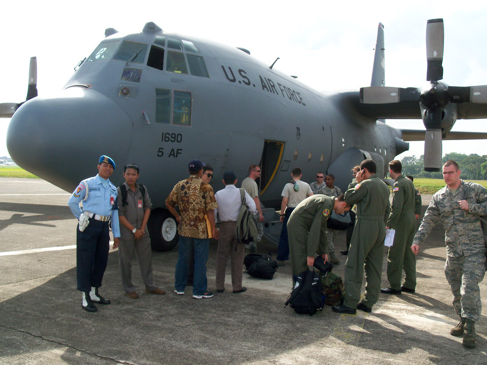 Exercise shows U.S. partnership with Indonesia