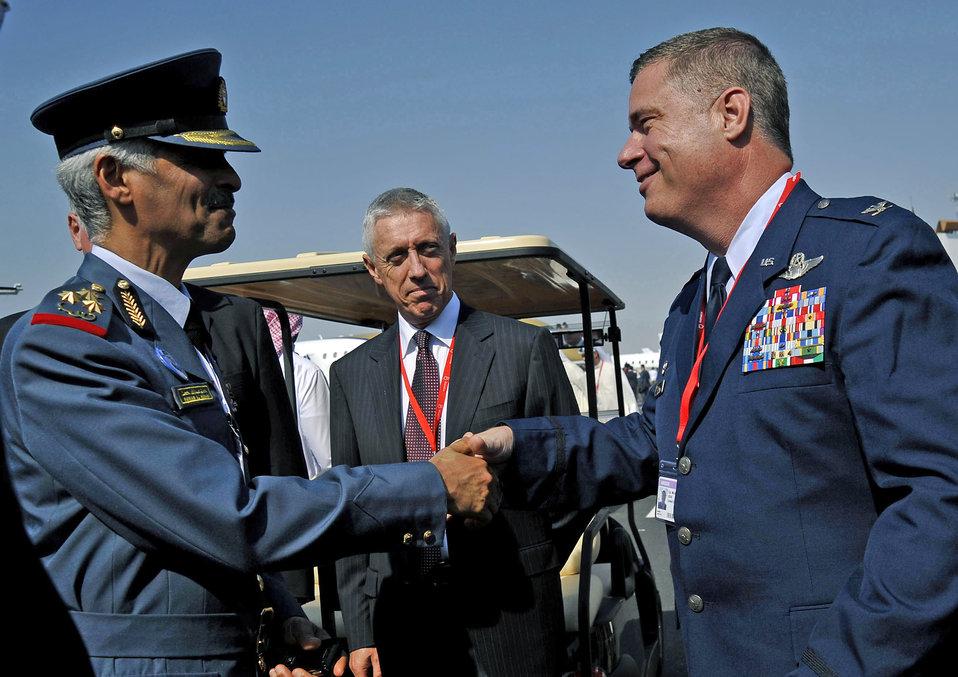 Airmen support inaugural Bahrain International Airshow