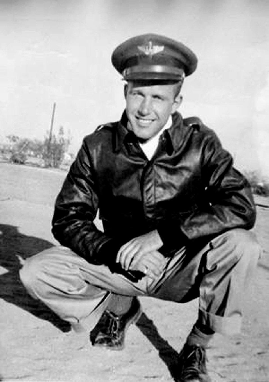 World War II B-24 pilot's remains laid to rest at Arlington
