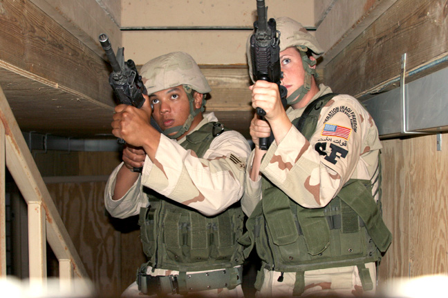 Mission of security forces constantly evolving