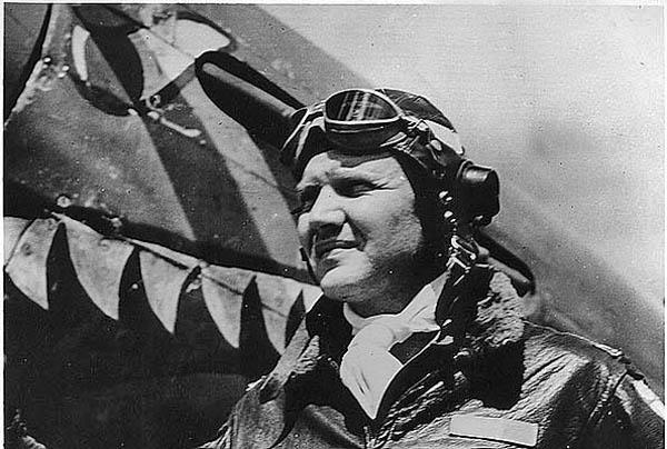 Famed Flying Tiger Ace dies