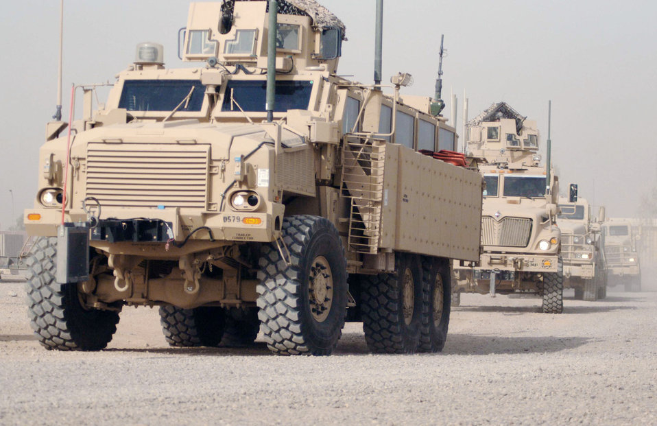 U.S. servicemembers withdraw from Iraqi cities, move to main installations