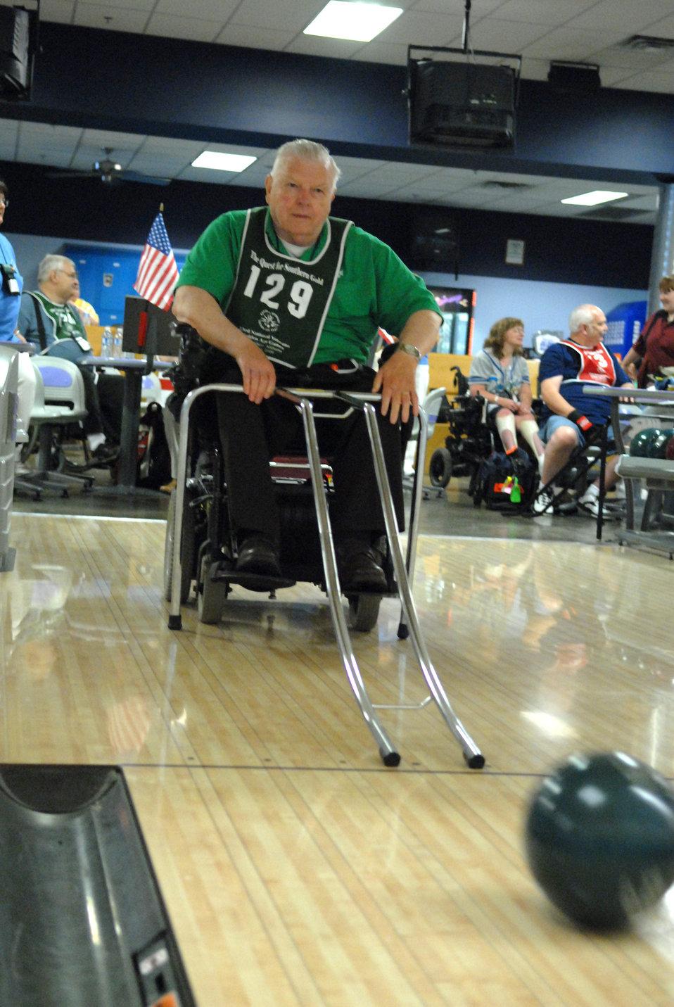 VA National Veterans Golden Age Games