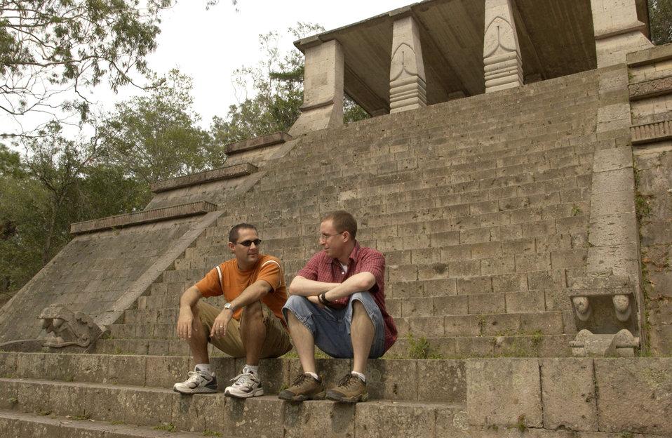For U.S. troops, Tegucigalpa's good life has its dangers