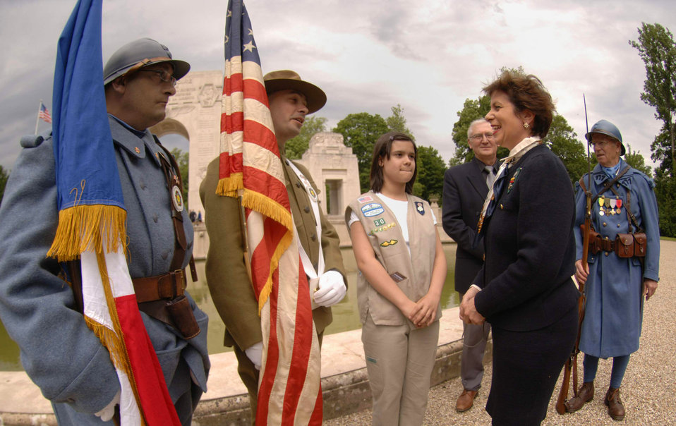 America's first combat aviators memorialized