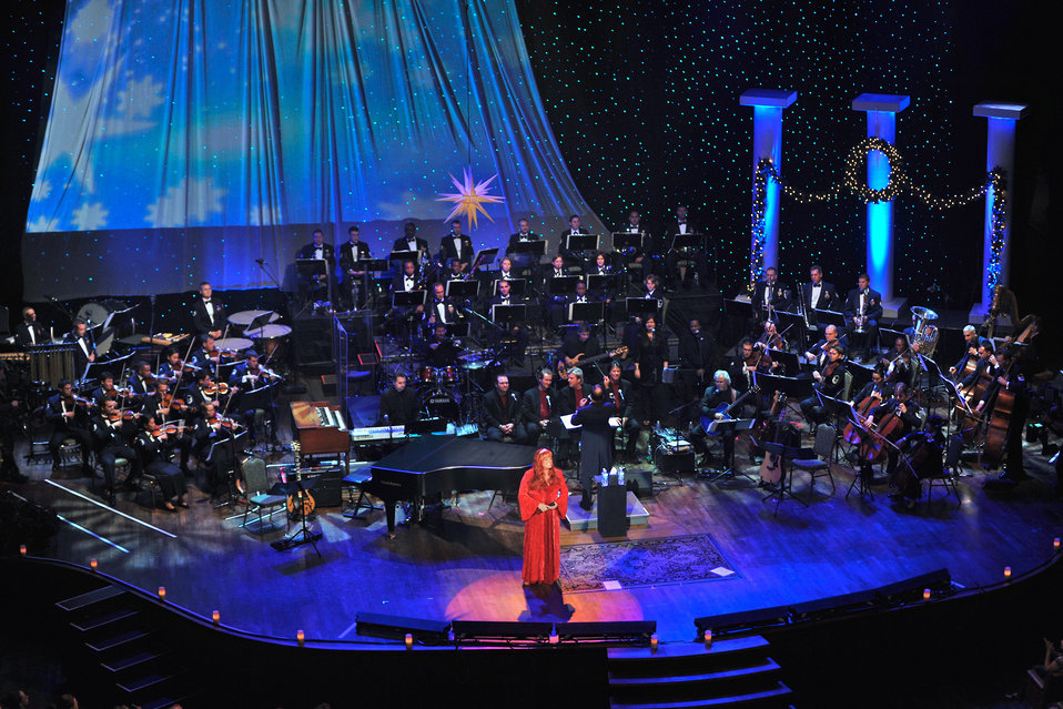 Wynonna Judd joins Reserve Band for TV broadcast