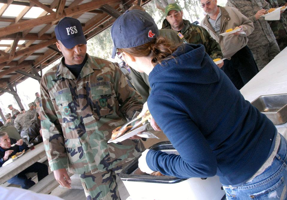 Charleston members aid injured Airman