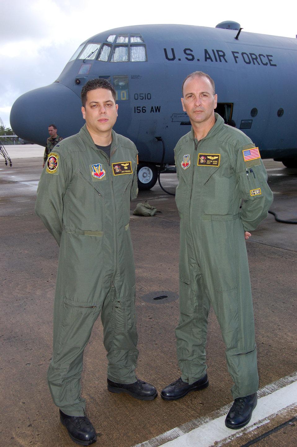 Puerto Rico guardsmen experience combat up close
