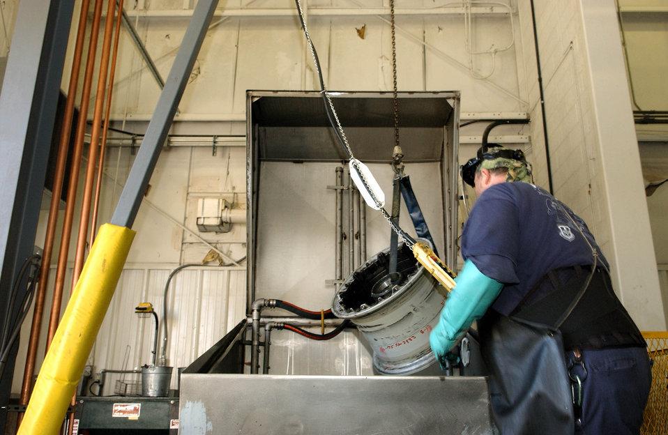 Altus shop improvement reuses waste water