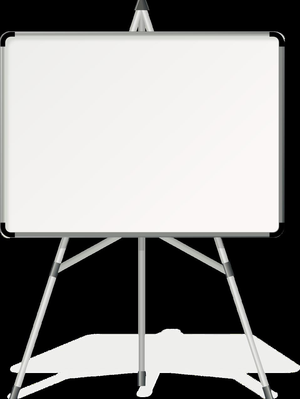 Whiteboard Easel Clipart Www Pixshark Com Images