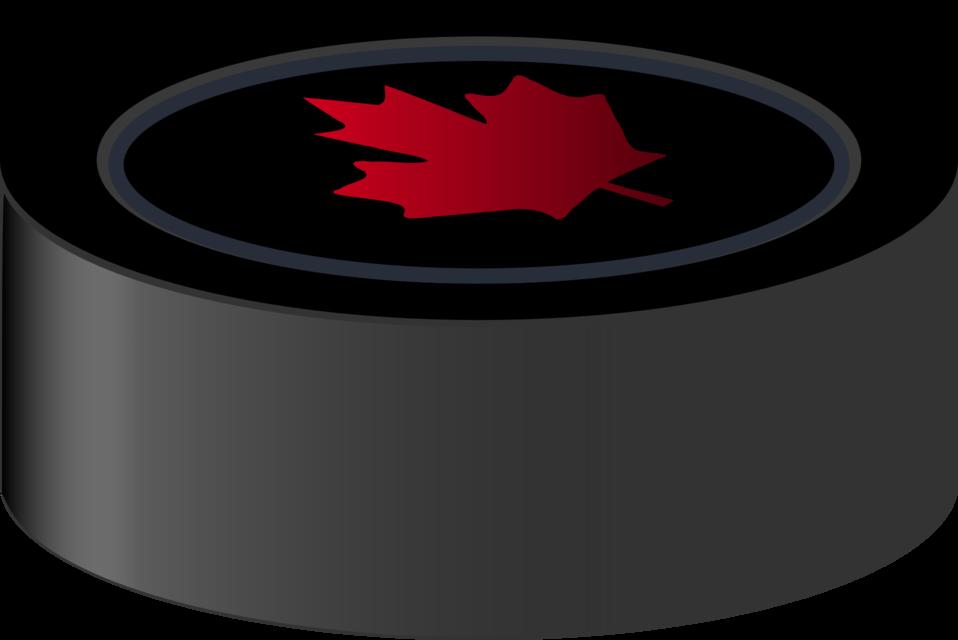 public domain clip art image hockey puck canada id rh publicdomainfiles com flying hockey puck clipart hockey puck clipart black and white