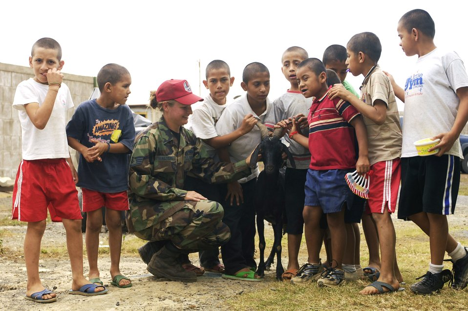 New Horizons-Nicaragua 2007 provides aid, strengthens bonds