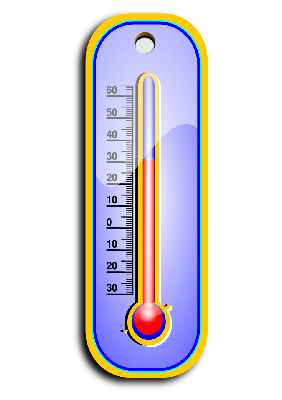 ... title thermometer description a simple thermometer clipart creator