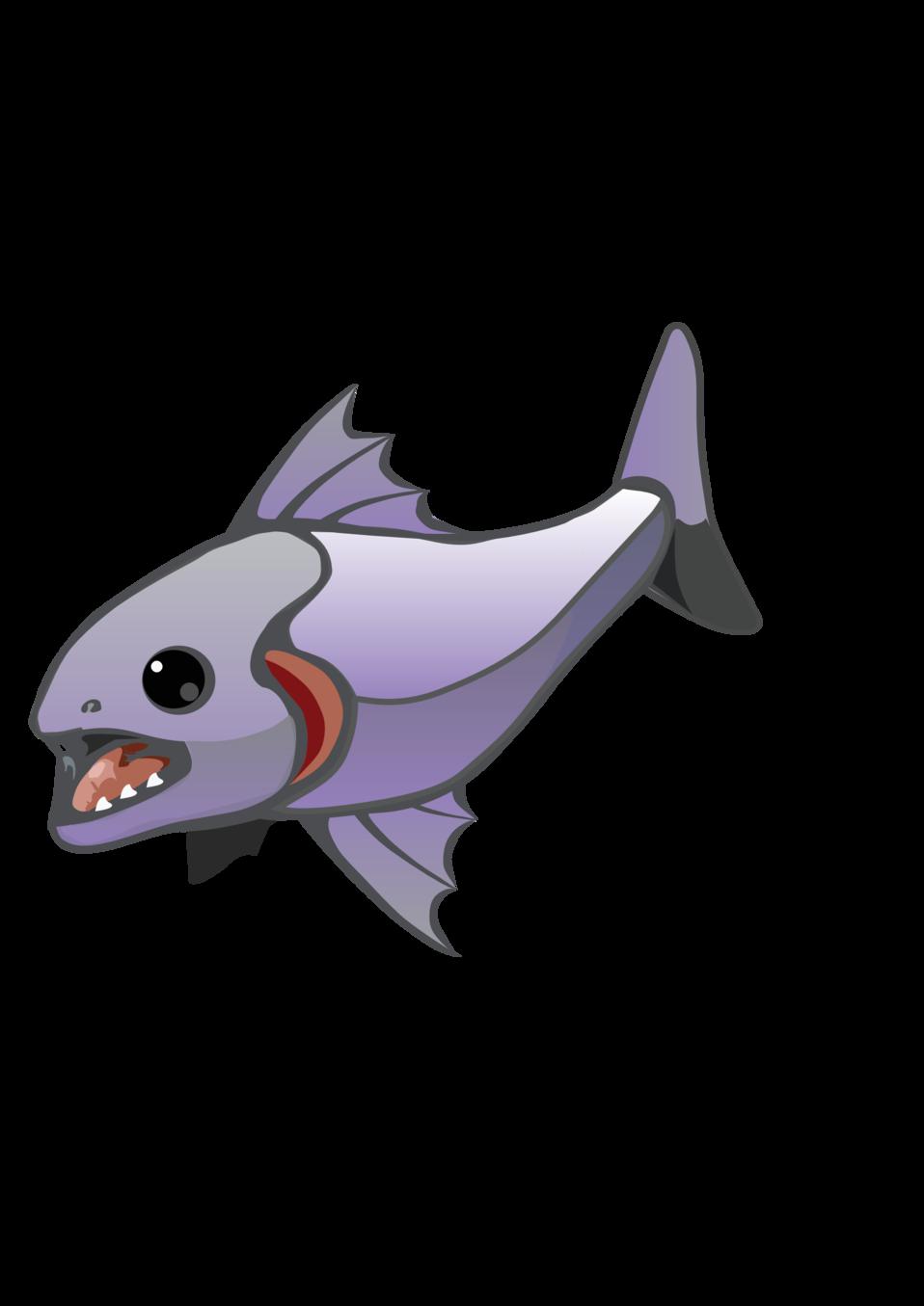 Prehistoric Looking fish