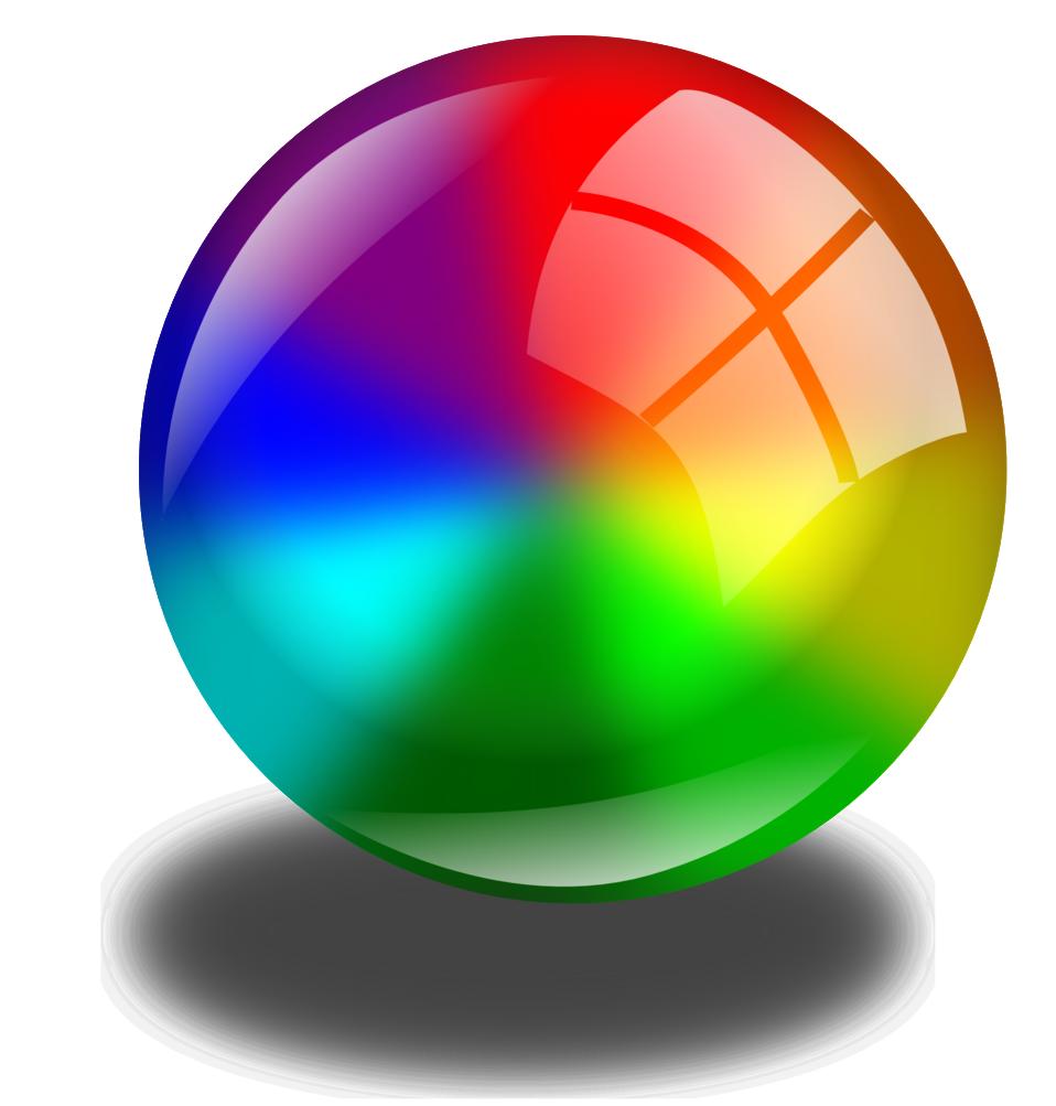 Color glasorb