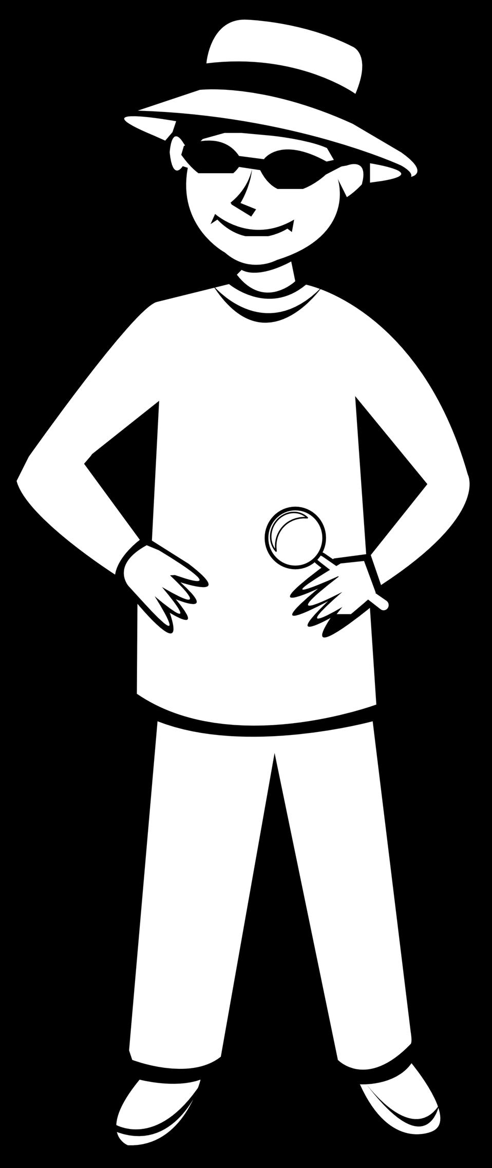 Spy Kid Outline 1